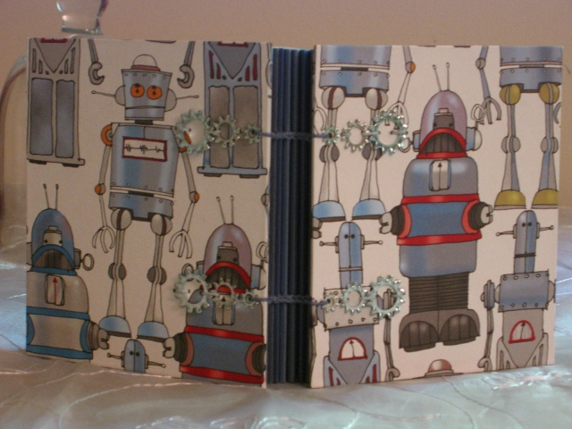 Robot book the second