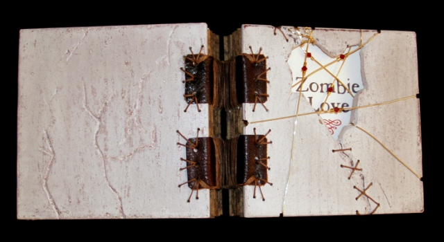 Zombie Love Book