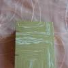 Green Retro traveling book