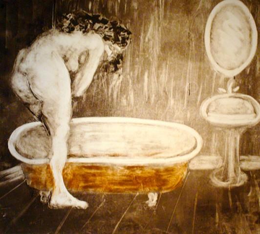 Into the Bath