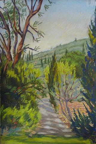 Road to Malabiccia