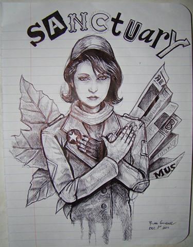"""Sanctuary"""