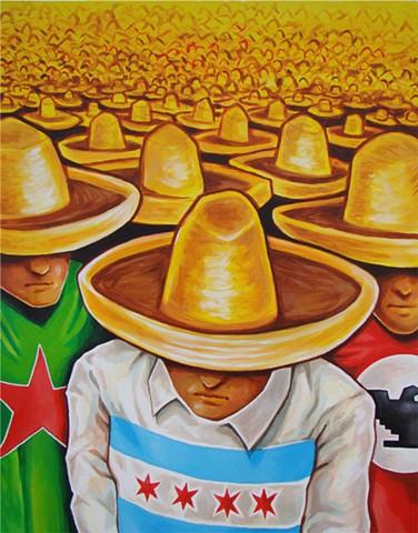 Chicano March