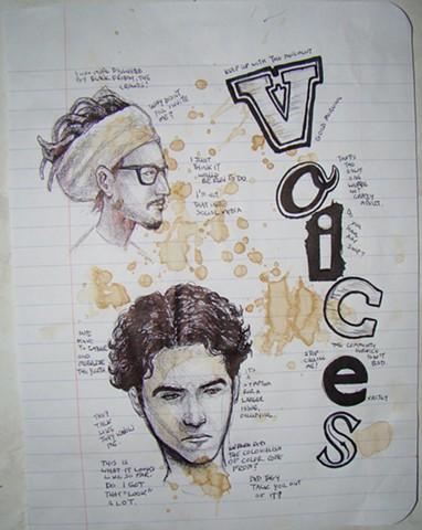 """""""Voices"""""""