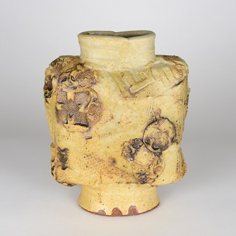 Yellow Vase (View 2)