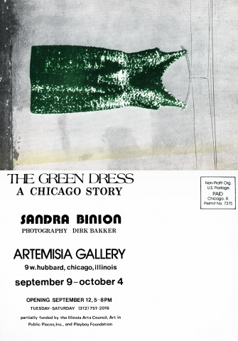 The Green Dress at Artemisia