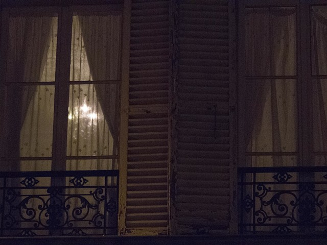 Night Window
