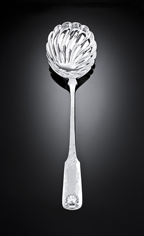 Shell Serving Spoon