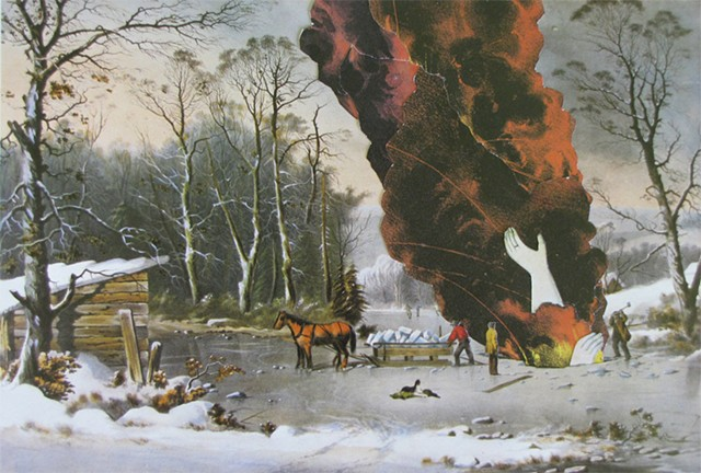 The Disposal (Currier and Ives Reconstructed)