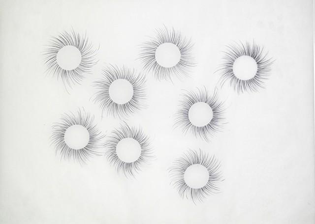 Spinning holes