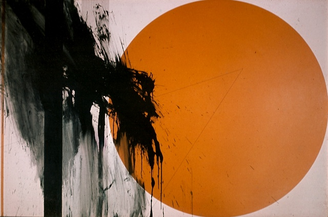 """Yellow Circle"""