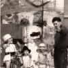 Herbert L. Brown & Kids in Studio