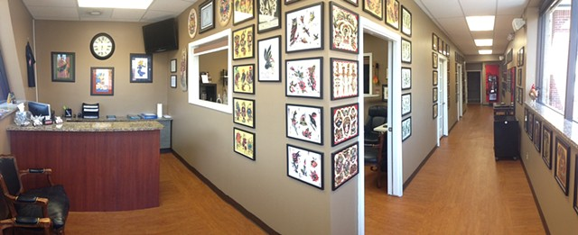 Red Anchor Tattoo Co.