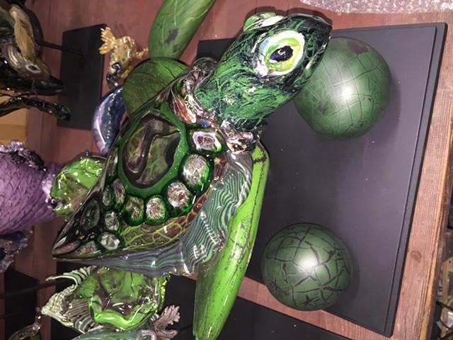 """""Green/Red Murine Turtle"""