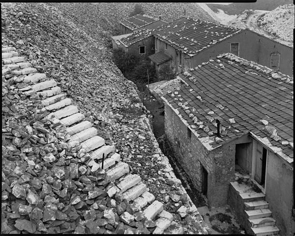 Abandoned Barracks, 1989