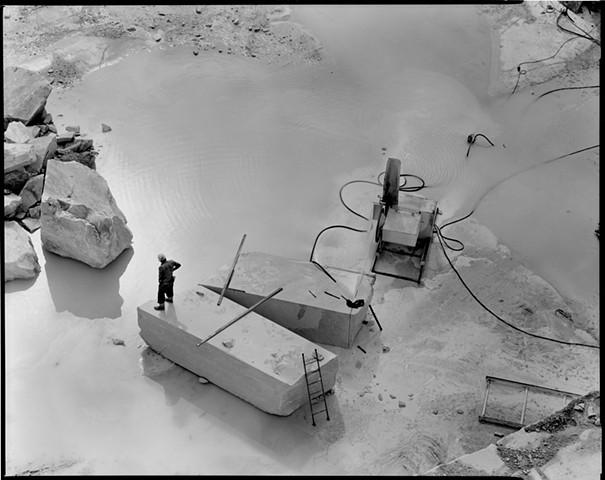 Gioia Quarry Workman, 1989