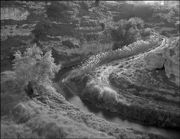 The River Gravina, 2002