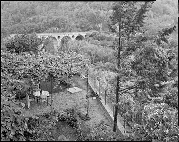 View from Pitigliano , 1987