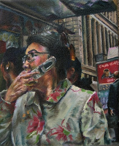 The Cellphone Users 1