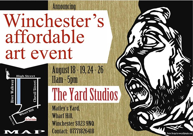 Winchester's Affordable 'Art Event' (open studios)