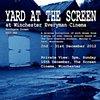Yard at the Screen December 2012