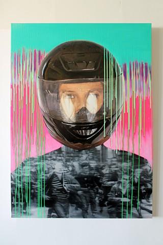 photorealism, hyperrealism, painting, contemporary art, urban contemporary, contemporary realism