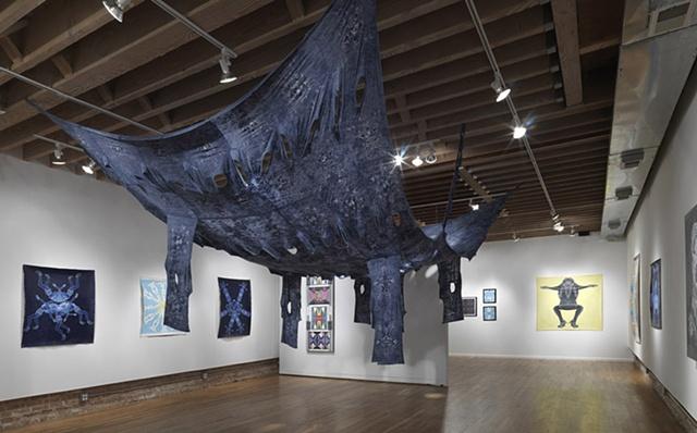 Power Source: Adoration , Emulation, Transformation Linda Warren Gallery, Chicago, 2011