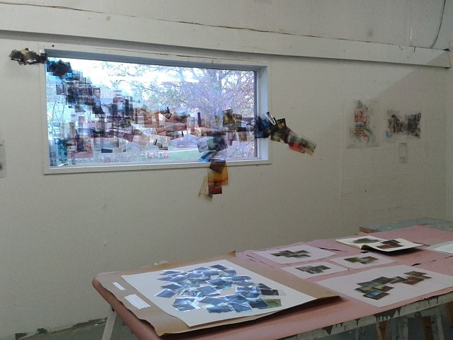 Vermont Studio Centre Residency 2013