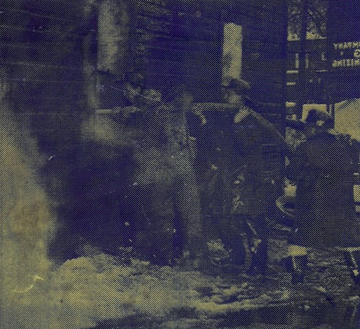Fire Fight (Print Block)