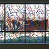Window drawing, Roanoke College, Salem, VA