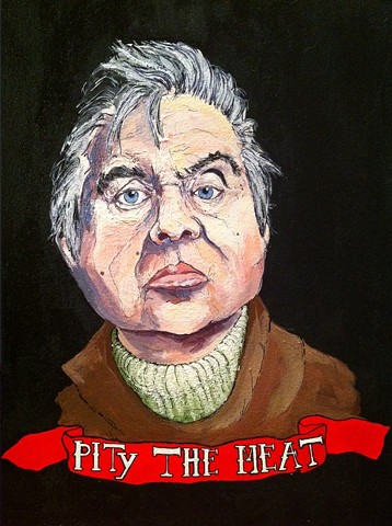 Francis Bacon Pity the Meat
