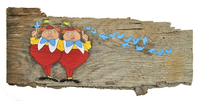 """Tweetin' D & Tweetin' Dumb"""