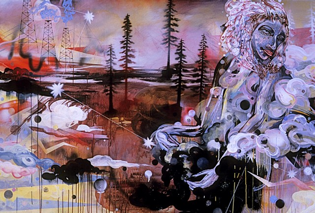 Julie McNiel paintings