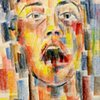 Deconstructing the human face.