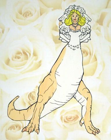 Bride-zilla