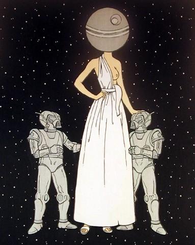 Death Star Malfunction