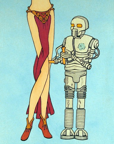 Leia's Legs