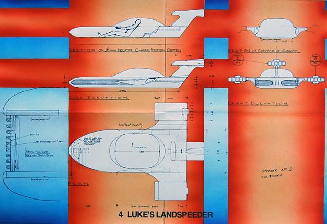 Luke's Landspeeder