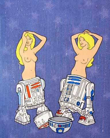 I'm looking for THESE droids