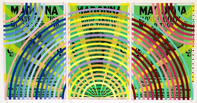 Madonna World Tour: True Blue / Blonde Ambition / Borderlands