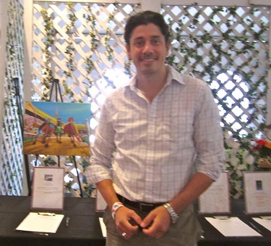 Belmont Park Silent Auction 2012