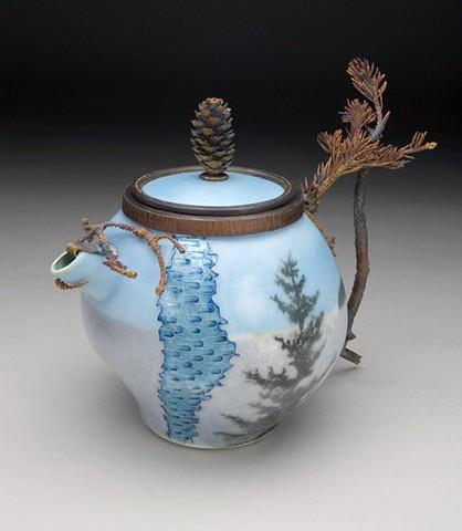 Maine Horizon Teapot