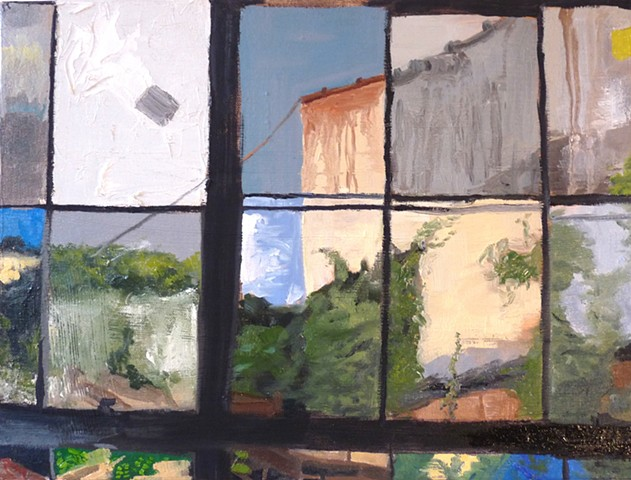 Meadow Street Window