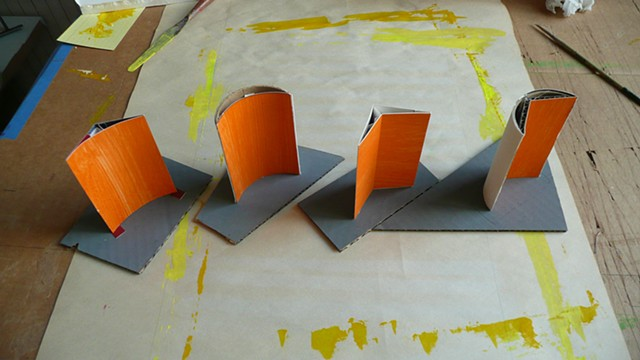 explorations of extrusion profiles