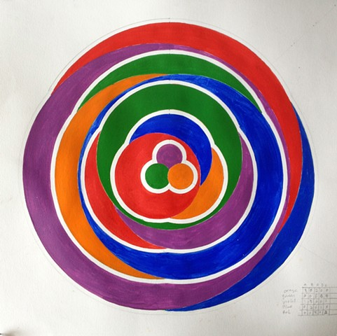 concentric rings #3