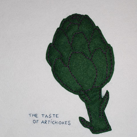 (involuntary) Memories The taste of artichokes