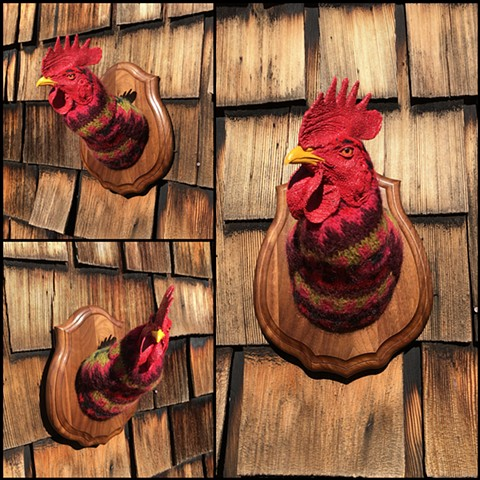 Sweaty Rooster No. 11