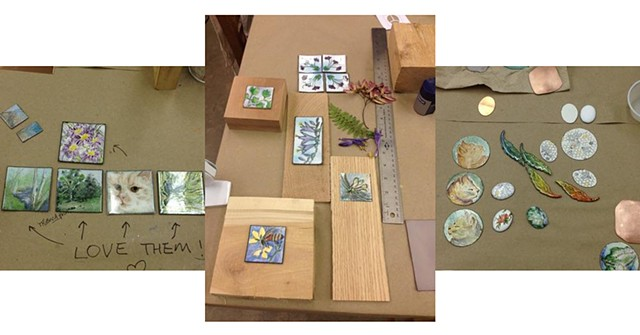 Workshop at Arrowmont School of Arts and Crafts