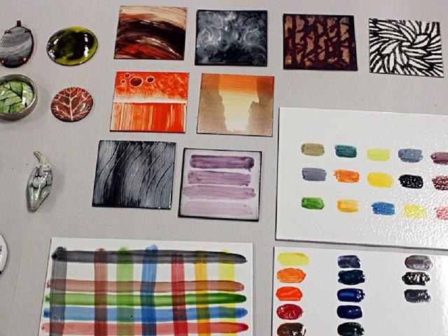 Workshop at Pocosin Arts