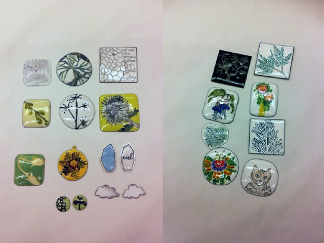 Workshop at Penland School of Crafts